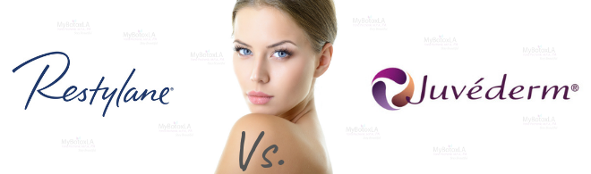Restylane vs Juvederm: What's the Difference - MyBotoxLA Blog