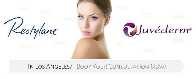 Restylane Vs Juvederm Book Los Angeles