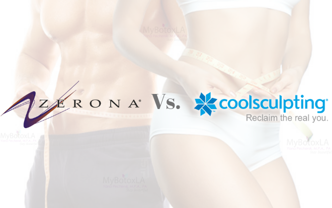 Zerona Vs CoolSculpting