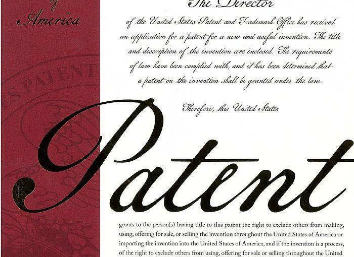 Regen Lab PRP Patent