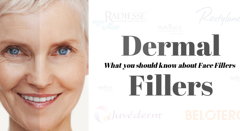 Dermal Fillers – Everything You Need to Know About Face Filler Injections
