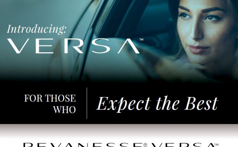 Revanesse Versa Filler Injections