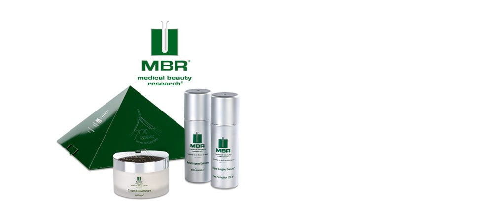 MBR Skincare Products